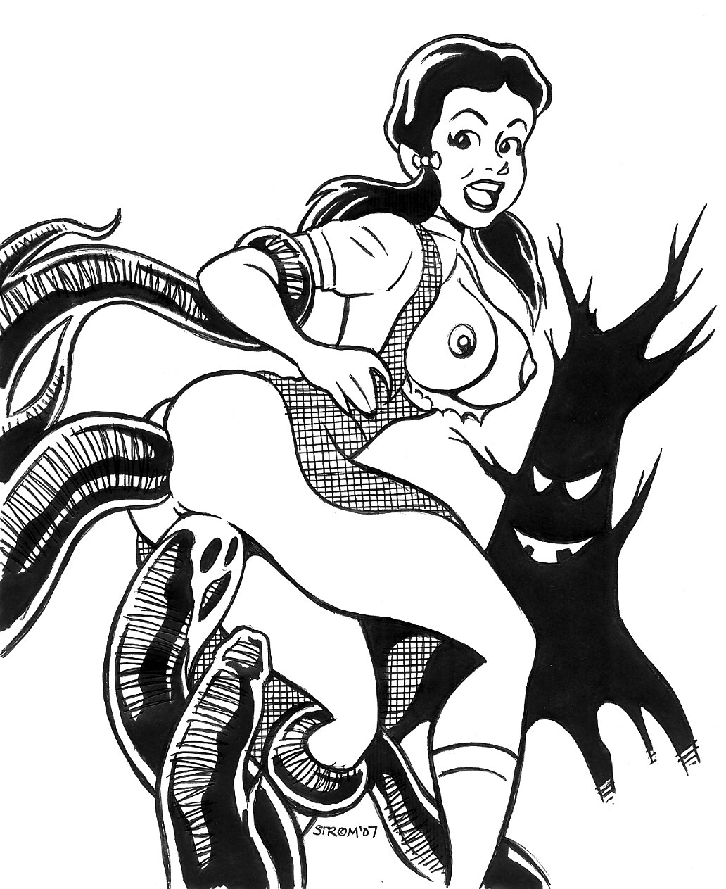 nude of wizard oz dorothy The missionary dragon age origins