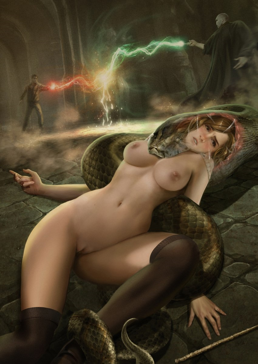 potter nude harry and fleur Fallout 4 breast expansion mod
