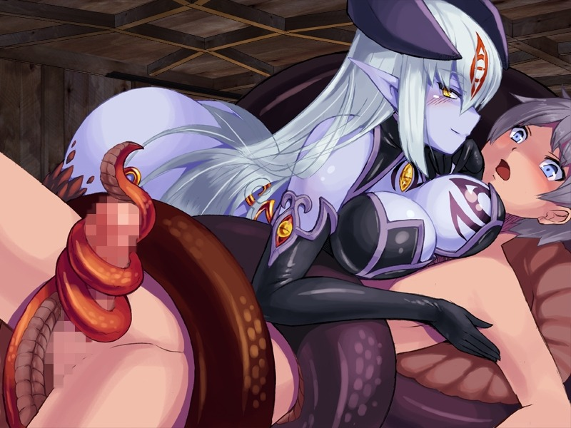 fanfiction monster a with daily life girl My pet tentacle monster tumblr