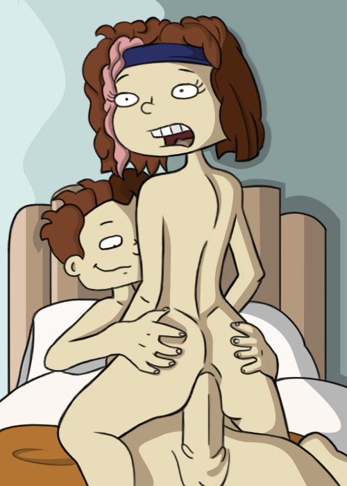 nude grown all rugrats up Lilo and stitch jake long