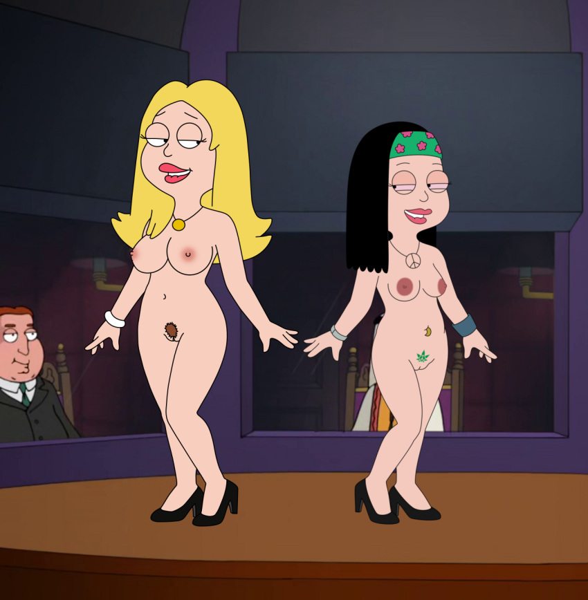 naked smith dad hayley american Ok ko let's be heroes xxx