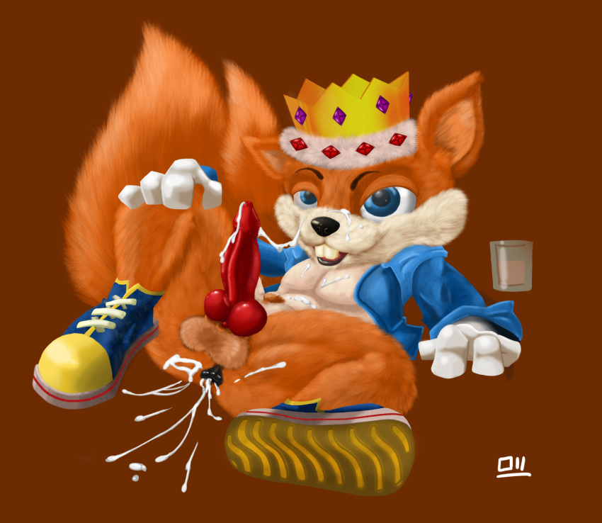 bad conker sunflower day fur Xenoblade chronicles 2 birds of a feather