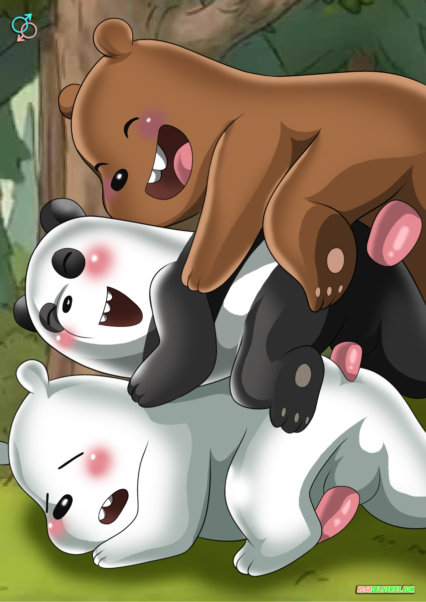 gay bears bare sex we Scourge of the evil hentai gif