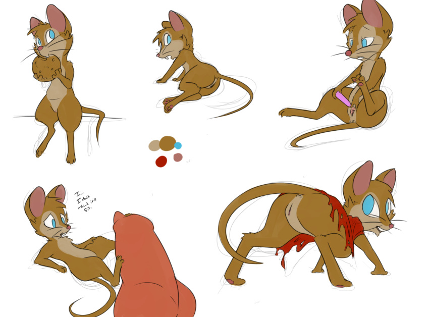 secret the nimh jenner of Male to female animation transformation