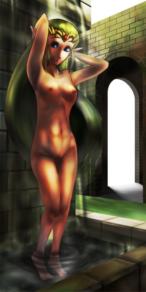 zelda saria ocarina time of Phineas and ferb porn pictures