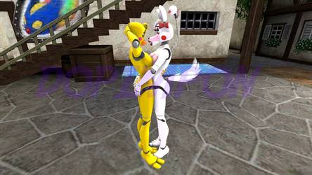 toy mangle chica x porn D gray man female characters