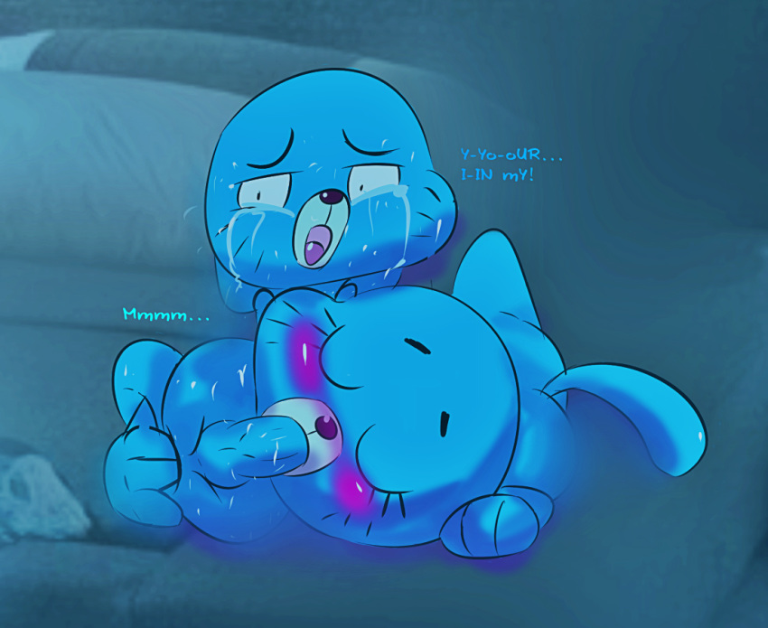 of nude amazing gumball world Five nights in anime characters